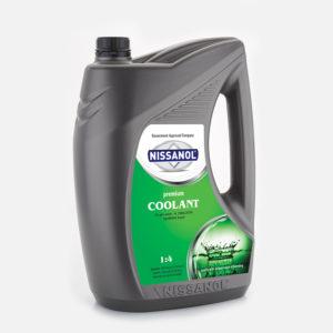 Nissanol Coolant (1-4) – 5 Ltr