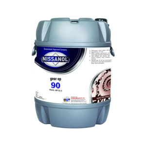 Nissanol Gear Ep – 90 (GL-4) 50 Ltr