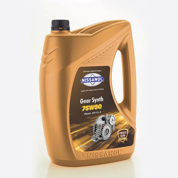 Nissanol Gear Synth 75w90 (Gl-5)
