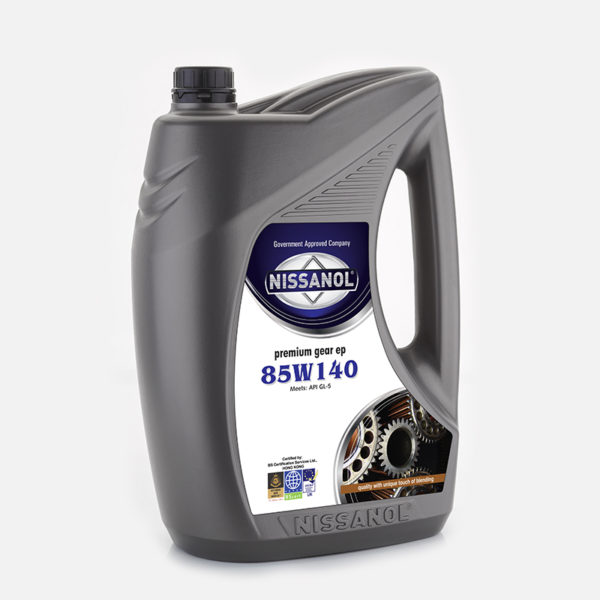 Nissanol Premium Gear Ep - 85w140 (Gl-5)