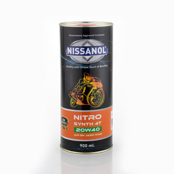 Nissanol Nitro Synth
