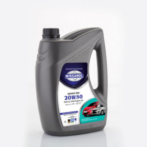 Nissanol Speed Star 20w50 (PETROL ENGINE OIL) Sg Cf
